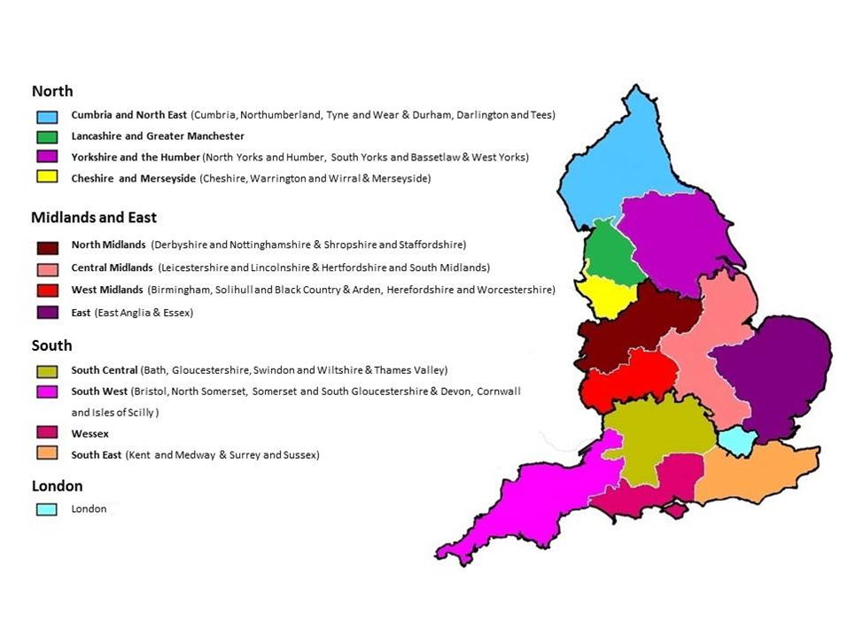 Yorkshire and humberside regional spatial strategy