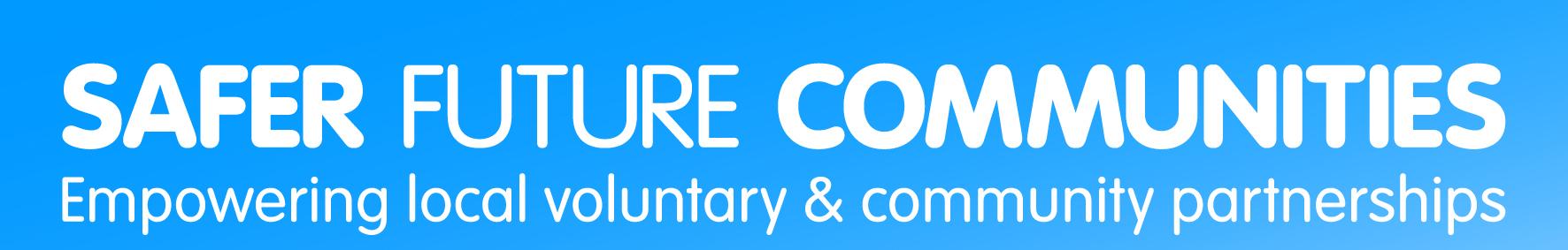 Safer Future Communities Logo