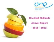 Annual Report 2011/12 cover