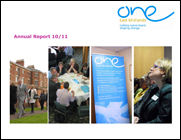 Annual Report 2010/11 cover